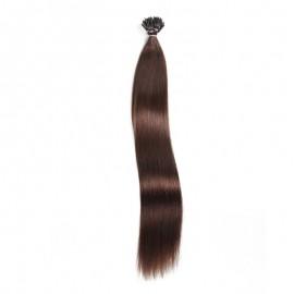 UNice 100 Strands I Tip Hair 100g Keratin Glue Stick I Tip Human Hair Extensions 1g/s