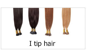 Indian I Tip Hair Extensions