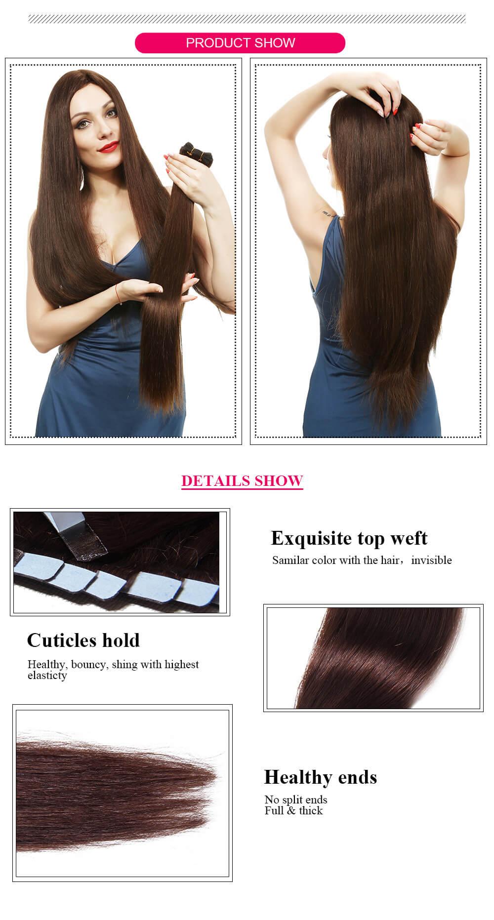 100% UNice PU Hair