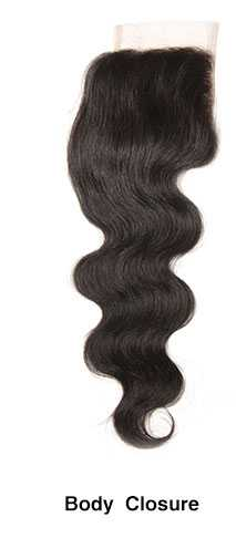 body lace closure