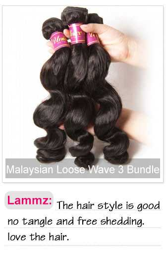 Malaysian loose wave
