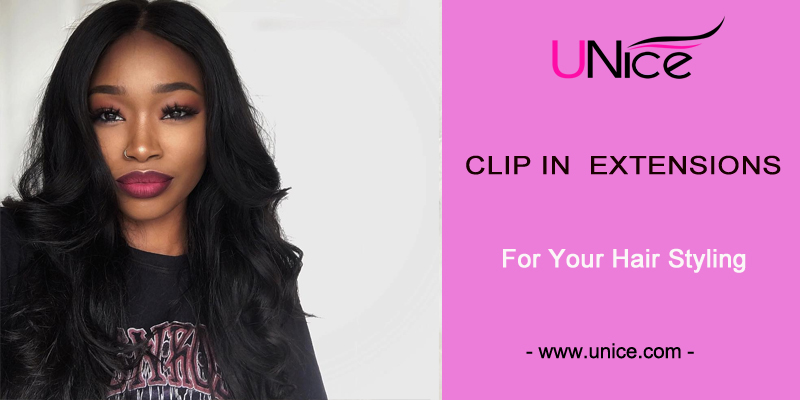 Affordable Clip In Extensions For Your Hair Styling