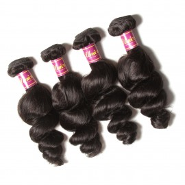 brazilian loose wave 4bundles