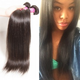 indian straight hair 4bundles