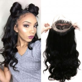 360 lace front lace closure
