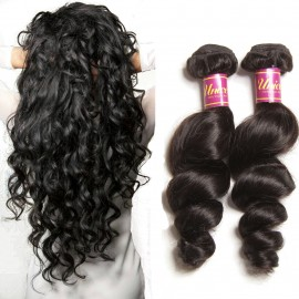 malaysian loose wave hair