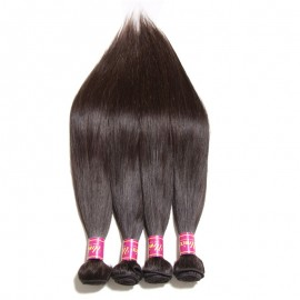 peruvian straight hair 4bundles